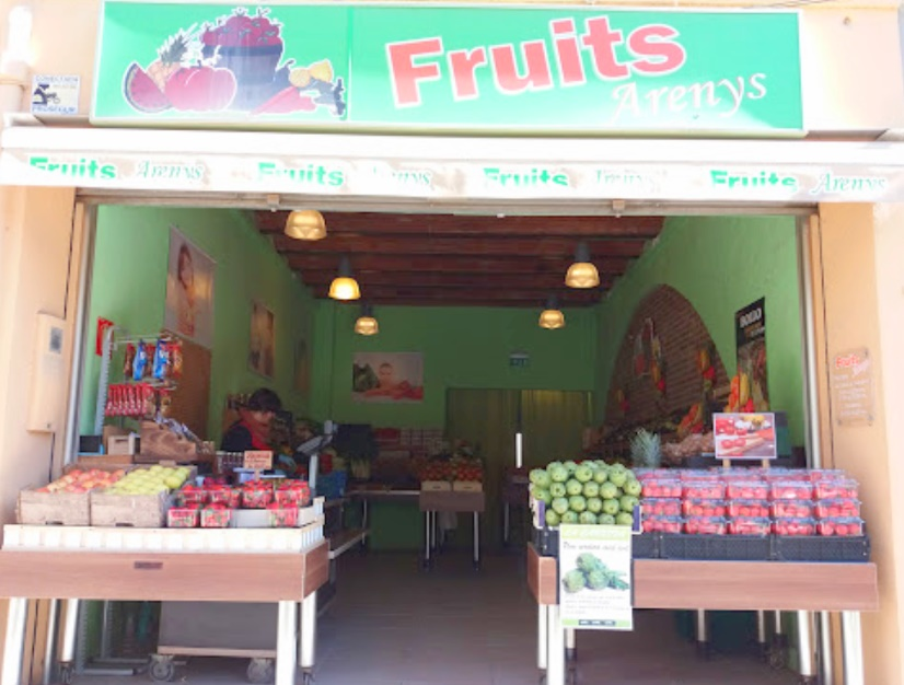 Fruits Arenys